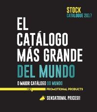 Imagen de portada del catálogo de reclamos publicitarios