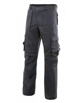 Pantalón multibolsillo modelo mercurio negro