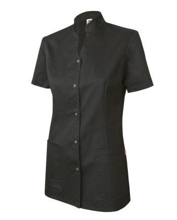 chaqueta manga corta modelo 535203 negro 0
