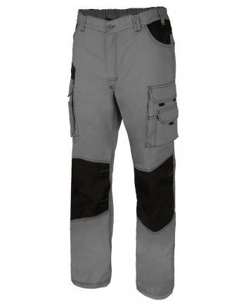 Pantalón stretch multibolsillos en dos colores
