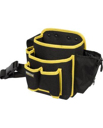 Cinturón protección mediano portaherramientas modelo wfa553 amarillo y negro