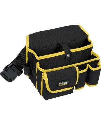 Cinturón protección portaherramientas grande modelo wfa552 amarillo y negro