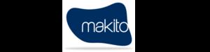 Logo de Makito