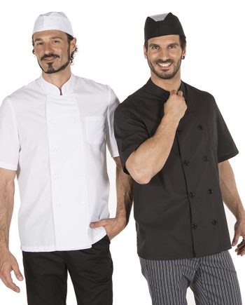 8661c75374b Casaca cocina unisex denim automaticos 405207 velilla - Bordamar
